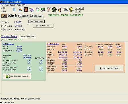 See more of Rig Expense Tracker